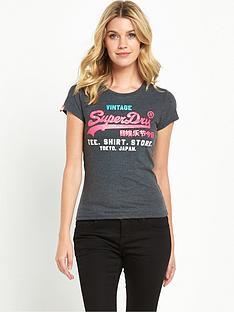 superdry-shirt-shop-tri-t-shirt-pitch-black-marl