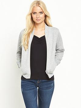 superdry-micro-quilt-bomber-grey-marl