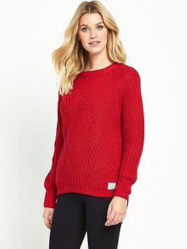 superdry-albany-textured-knit-courage-red