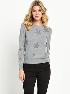 superdry-star-gem-stone-knit-jumper-mid-grey