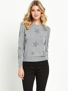 superdry-star-gem-stone-knit-jumper-mid-grey