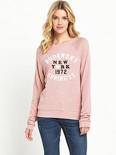 superdry-appliqueacutenbspcrew-sweatshirt-blush-pink-marl