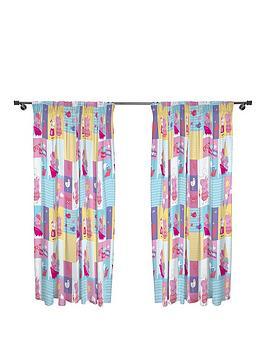 peppa-pig-nautical-pleated-curtains