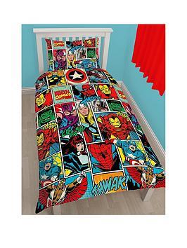 marvel-comic-strikenbsprotary-duvet-cover-set