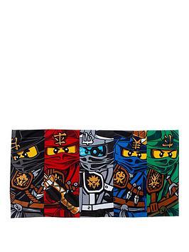 lego-ninjagonbspwarrior-towel