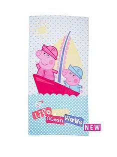 peppa-pig-peppa-pig-nautical-towel