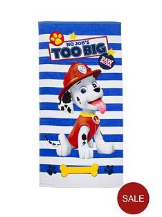 paw-patrol-pawsome-towel