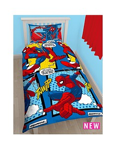 spiderman-spiderman-webhead-rotary-duvet-cover-set-sb