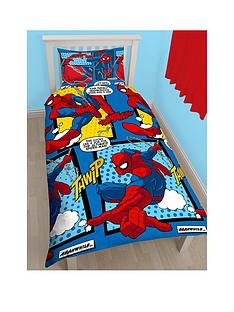 spiderman-webheadnbspsingle-duvet-cover-set