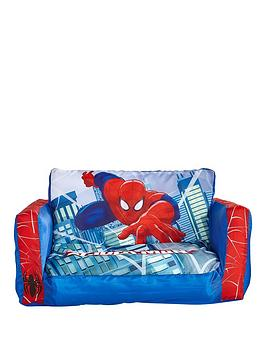 spiderman-flip-out-sofa-bed