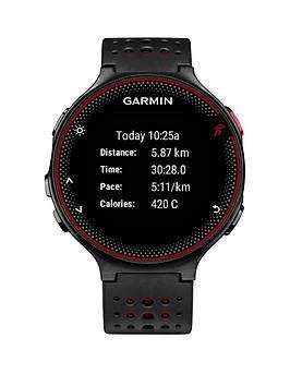 garmin-forerunner-235-hrnbsp-whrm-black-marsala-red