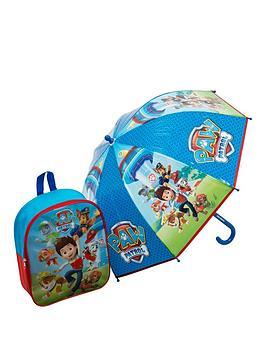 paw-patrol-backpack-amp-umbrella-set