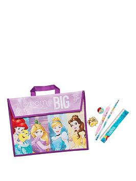 disney-princess-disney-princess-school-book-bag-amp-5-piece-stationery-set