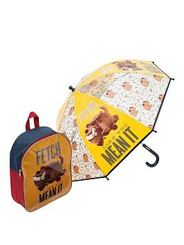 secret-life-of-pets-secret-life-of-pets-backpack-and-umbrella-set