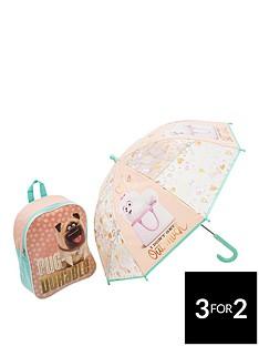 secret-life-of-pets-secret-life-of-pets-pugdorable-backpack-and-umbrella-set