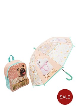 secret-life-of-pets-secret-life-of-pets-pugdorable-backpack-and-umbrella-set