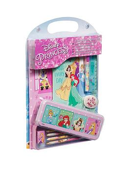 disney-princess-bumper-stationery-set