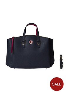 tommy-hilfiger-compartment-tote-bag
