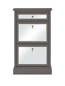 lauren-hallway-shoe-storage-with-mirrored-front--grey