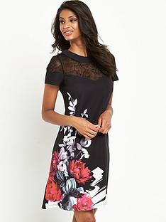 little-mistress-little-mistress-ss-printed-shift-dress