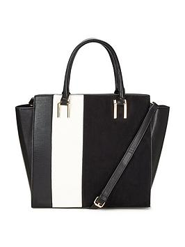 v-by-very-spliced-structured-winged-tote