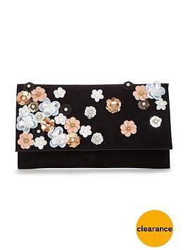 v-by-very-flower-embellished-clutch