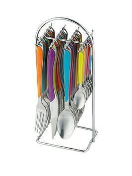 amefa-eclat-multi-coloured-24-piece-hanging-set