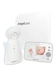 Angelcare Angelcare AC1300 Baby Movement Monitor, with Video