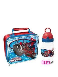 spiderman-ultimate-spiderman-lunchbag-amp-bottle-set
