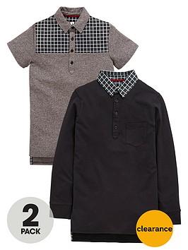 v-by-very-boys-smart-check-polo-shirts-2-pack