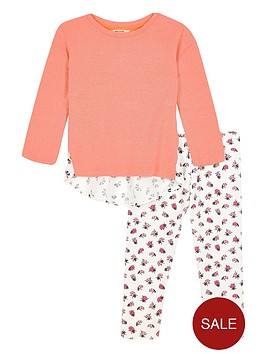 river-island-mini-girls-pink-top-and-ladybird-leggings-outfit