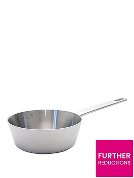 berghoff-ron-5-ply-stainless-steel-18cm-chefrsquos-pan