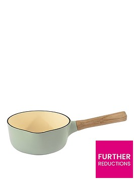 berghoff-ron-18cm-cast-iron-saucepan-with-ash-wood-handle-in-sage
