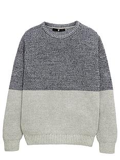 v-by-very-boys-colournbspblock-knitted-jumper