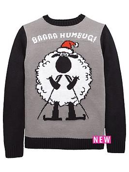v-by-very-boys-christmas-baaaanbsphumbug-jumper