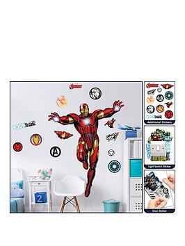 walltastic-marvel-iron-man-large-character-stikcer-kit