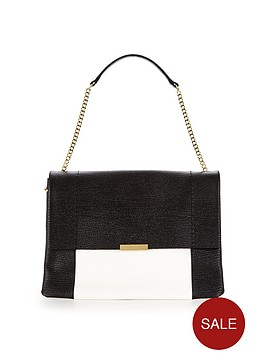 ted-baker-leather-shoulder-bag-black