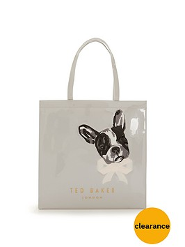 ted-baker-large-bow-embossed-icon-shopper-ash
