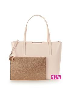 ted-baker-ted-baker-crosshatch-shopper-with-inner-purse