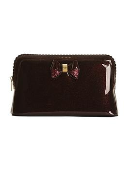 ted-baker-ted-baker-glitter-amp-bow-detail-wash-bag