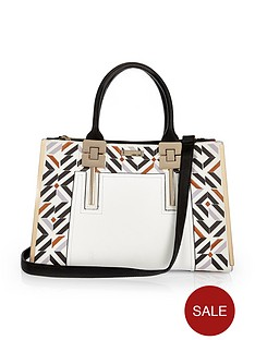 river-island-printed-front-square-tote