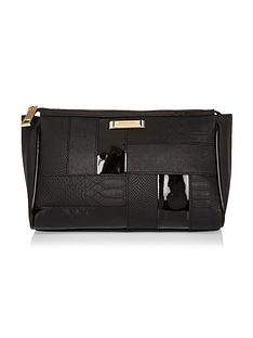 river-island-panelled-wash-bag