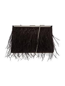 coast-feather-clutch-bag
