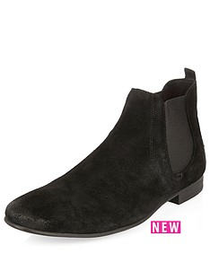 river-island-river-island-mens-chelsea-boot-suede-black