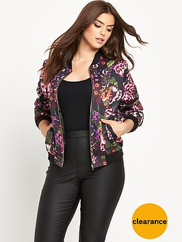 v-by-very-curve-floral-bomber-jacket