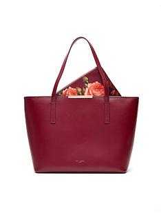 ted-baker-crosshatch-shopper