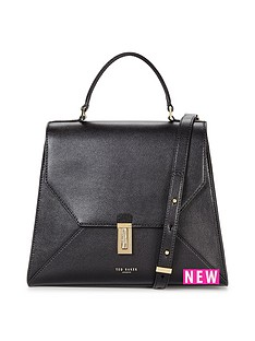 ted-baker-ted-baker-caviar-leather-top-handle-tote-bag