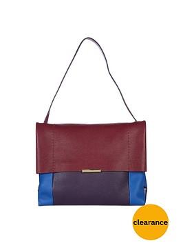 ted-baker-colourblock-leather-shoulder-bagnbsp