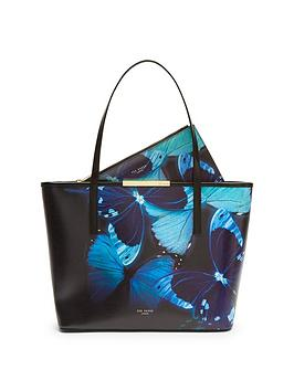 ted-baker-ted-baker-butterfly-print-leather-shopper