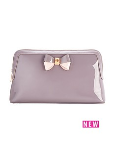 ted-baker-colourblock-bow-large-washbag